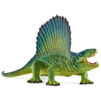 Фигурка Schleich динозавр Диметродон с подвижной челюстью (15011)