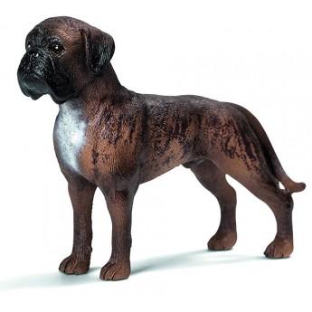 Фигурка Schleich собака Боксер самец (Шляйх)