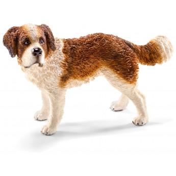 Фигурка Schleich собака Сенбернар (Шляйх)