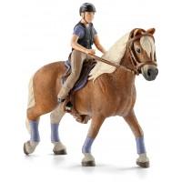 Фігурки Schleich наїзник на коні (42113)