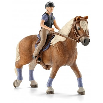 Фигурки Schleich наездник на лошади (42113)
