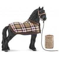 Набор Schleich Фризский конь и принадлежности (Шляйх)