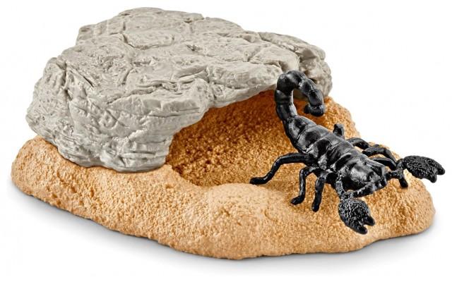Фигурка Schleich Скорпион в пещере (Шляйх)