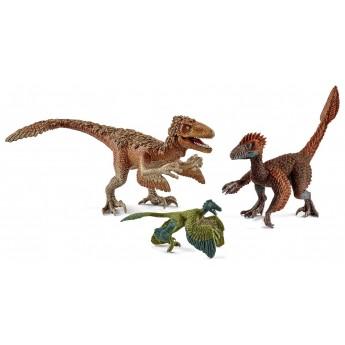 Фигурки Schleich динозавры Крылатые ящеры (Шляйх)