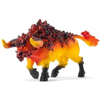 Фигурка Schleich Огненный бык (42493)