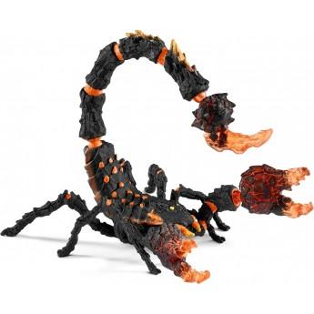 Фигурка Schleich Лавовый скорпион (70142)