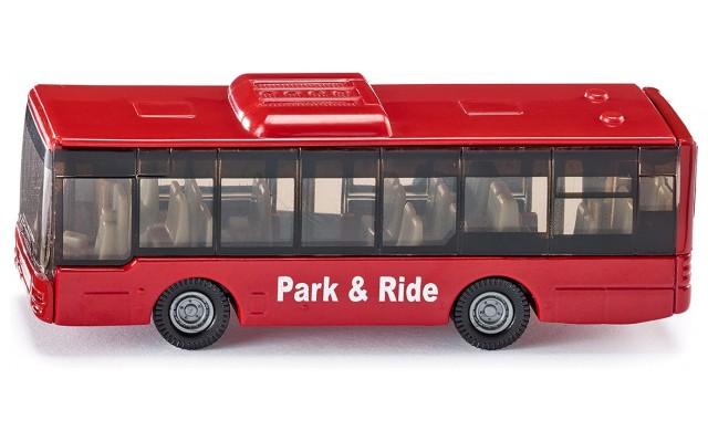 Модель Siku городской автобус MAN Park&Ride (1021)