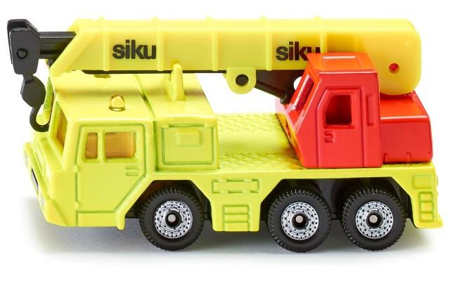 Іграшка Siku підйомний автокран (1326)