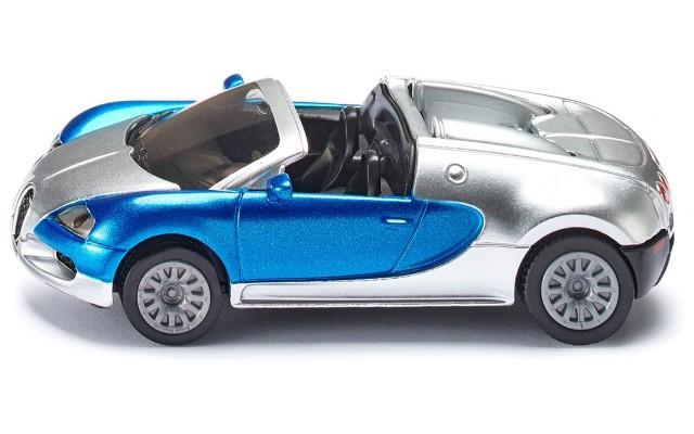 Автомодель Bugatti Veyron Grand Sport (Siku 1353)