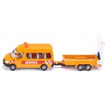 Игрушка Siku автомобиль дорожной службы (1660)