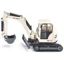 Модель Siku екскаватор Terex TC75 (3521)