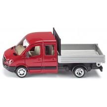 Модель Siku бортовой грузовик Mercedes-Benz (3538)