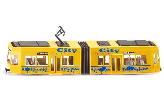 Игрушка Siku городской трамвай (3726)