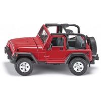 Модель Siku внедорожник Jeep Wrangler (4870)