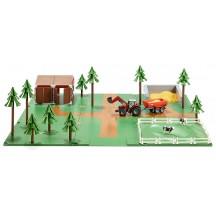Игровой набор Siku World Фермер (5601)