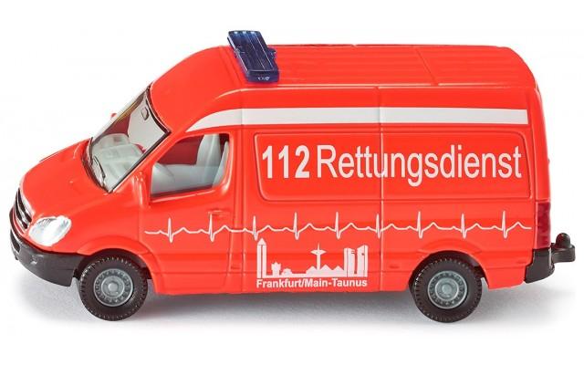 Іграшка Siku машина швидкої допомоги (805)