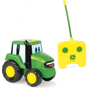 Игрушка трактор Johnny на радиоуправлении Tomy (42946A1)