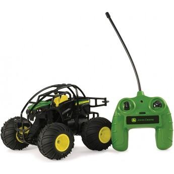 Игрушка трактор John Deere Treads RSX Gator на радиоуправлении Tomy (46306)